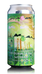 Electric Bear I'd Guava Drink Werrrd! Fruited APA