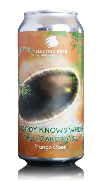 Electric Bear Nobody Knows Where The Lizard Gose
