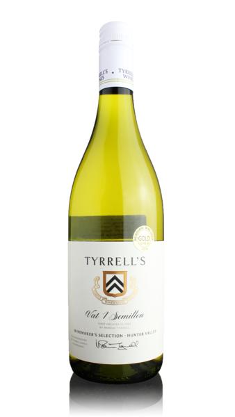 Tyrrell's Wines Vat 1 Hunter Valley Semillon 2015