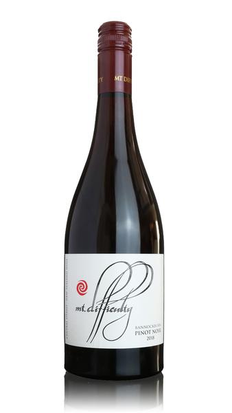 Mount Difficulty Bannockburn Pinot Noir 2018