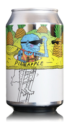 Lervig No Worries Pineapple Alcohol Free IPA