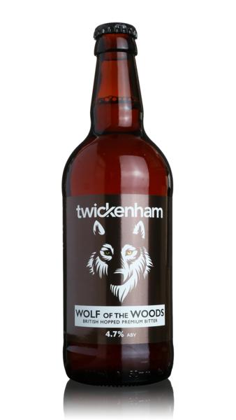 Twickenham Wolf of the Woods Premium Bitter