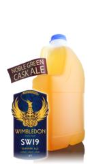 Wimbledon SW19 Blonde Ale, 4 Pint Container