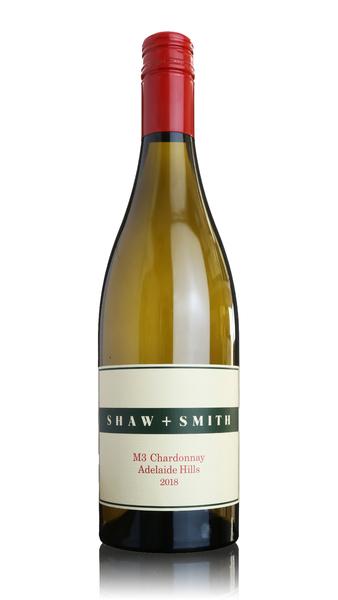Shaw + Smith M3 Chardonnay, Adelaide Hills 2018