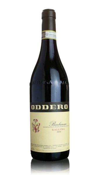 Oddero, Barbaresco Gallina 2016