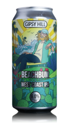Gipsy Hill Beachbum West Coast IPA
