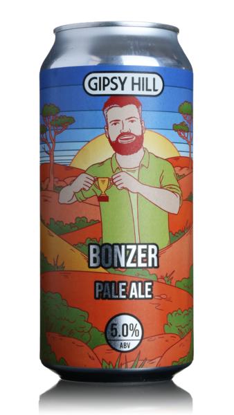 Gipsy Hill Bonzer Pale Ale