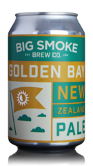 Big Smoke Golden Bay New Zealand Pale