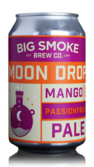 Big Smoke Moon Drop Mango & Passionfruit Pale Ale