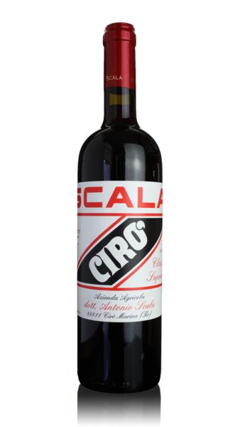 Scala Ciro Rosso Classico Superiore 2018