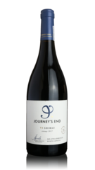 Journey's End Single Vineyard Shiraz 2017