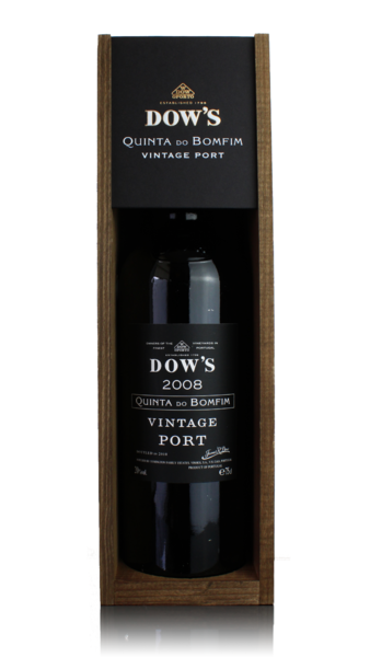 Dow's Quinta do Bomfim Vintage Port 2008