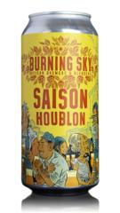 Burning Sky Saison Houblon