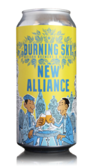 Burning Sky New Alliance Pale Ale