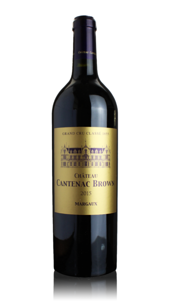Chateau Cantenac Brown, Margaux 2015