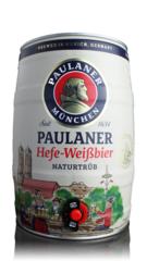 Paulaner Hefe-Weissbier Mini Keg