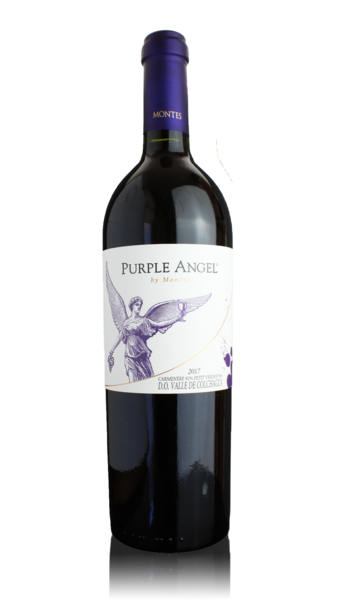 Purple Angel by Montes 2017