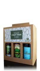 Mixed Real Ale Case, 6x50cl Bottles