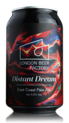 London Beer Factory Distant Dream East Coast Pale Ale