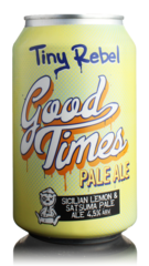 Tiny Rebel Good Times Sicilian Lemon & Satsuma Pale