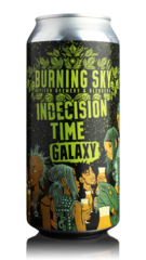 Burning Sky Indecison Time Galaxy Pale Ale