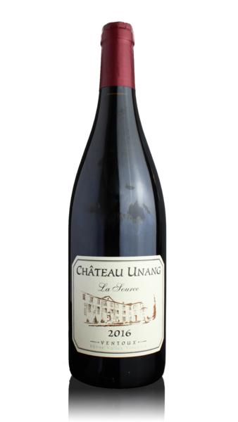 Chateau Unang La Source, Ventoux Rouge 2016