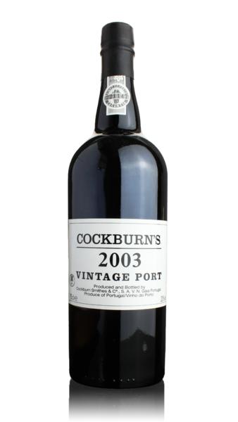 Cockburn's Vintage Port 2003