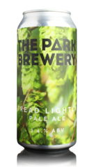 Park Brewery Tread Lightly Pale Ale