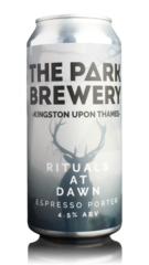 Park Brewery Rituals at Dawn Espresso Porter