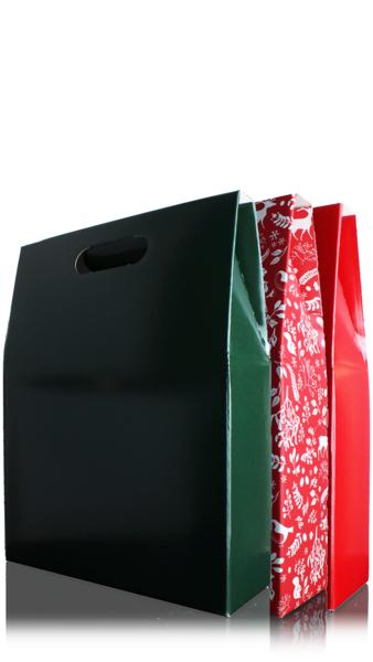 3 Bottle Gift Carton - any colour or design