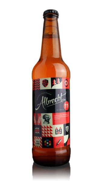 Albrecht 11 Pilsner