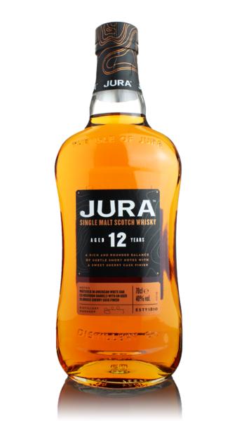 Isle of Jura 12 Year Old Single Malt