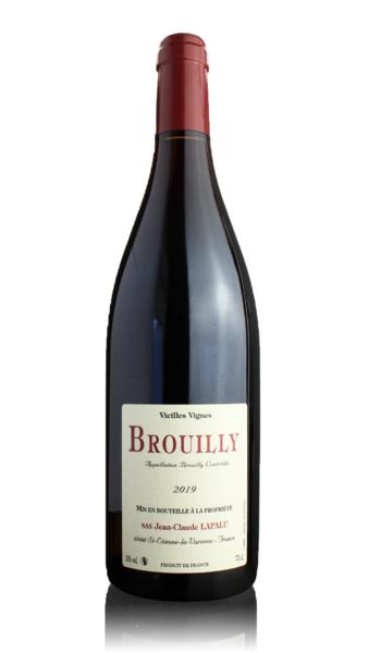Brouilly Vieilles Vignes, Jean-Claude Lapalu 2019