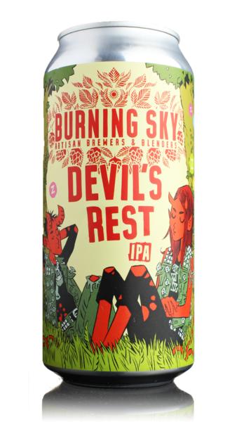 Burning Sky Devil's Rest IPA