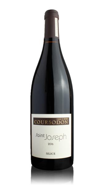 Saint-Joseph 'Silice' Rouge, Domaine Coursodon 2016