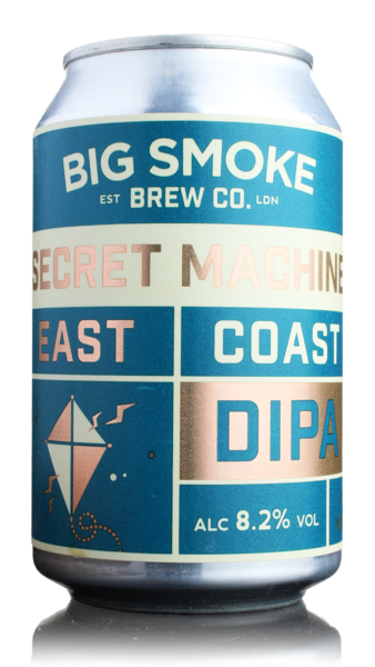 Big Smoke Secret Machine East Coast DIPA
