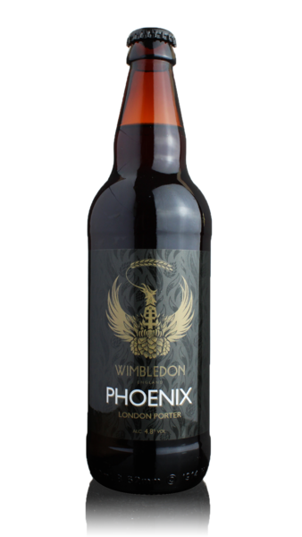 Wimbledon Brewery Pheonix London Porter