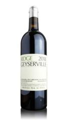 Ridge Vineyards Geyserville, Sonoma County 2018