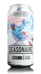 Gipsy Hill Seasonaire Pale Ale