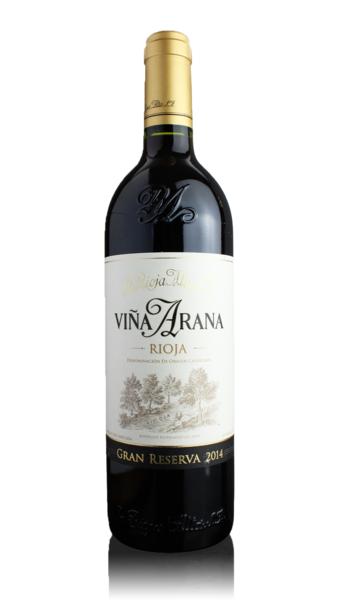 Vina Arana Gran Reserva, Rioja 2014
