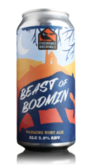 Firebrand Brewing Beast of Bodmin Ruby Ale