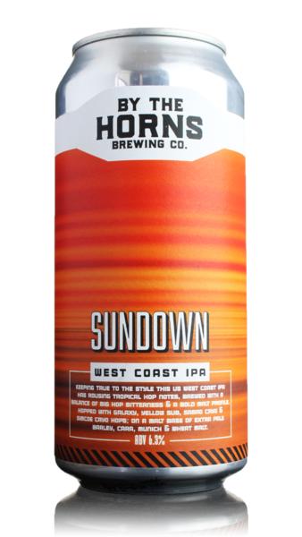 By The Horns Sundown West Coast IPA