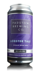 Padstow Brewing Lobster Tale Wheat Beer