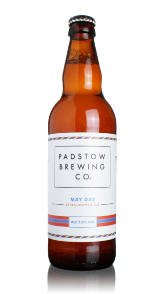 Padstow Brewing May Day Extra Pale