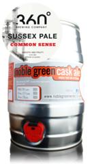 360 Degree Common Sense Pale Ale - 5 Ltr Mini Keg