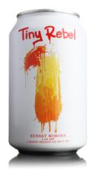 Tiny Rebel Sunset Mimosa Blood Orange Brut IPA