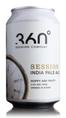 360 Degree Brewing Session IPA