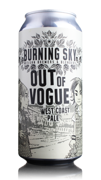 Burning Sky Out of Vogue West Coast Pale Ale
