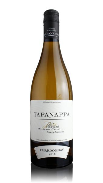 Tapanappa Tiers Vineyard Chardonnay, Adelaide Hills 2018