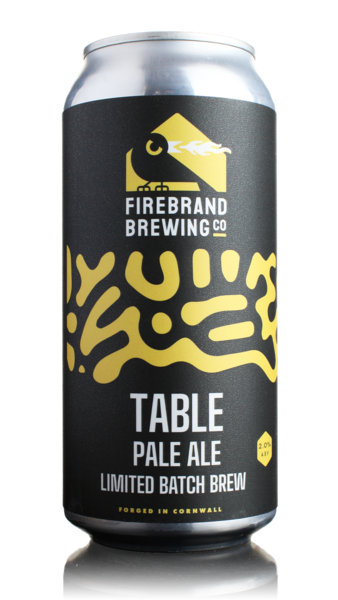 Firebrand Brewing Table Pale Ale